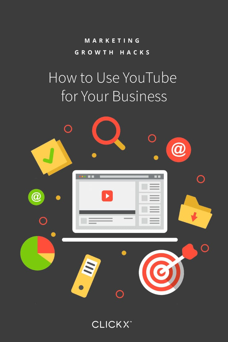 How to Use YouTube for Your Business | Clickx.io
