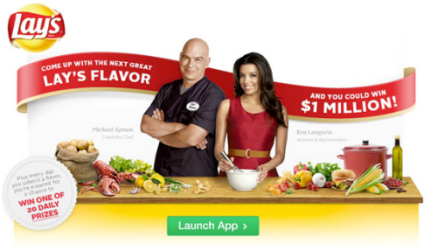 lays online contest